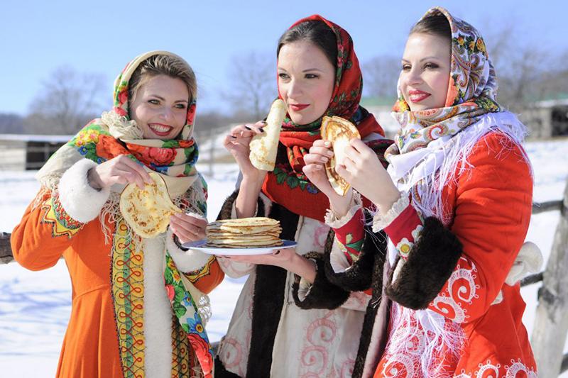 Тимбилдинг ``Дружины Древней Руси``